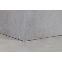 socle couleur beton, 60 x 60 x 100 cm (lxLxh)