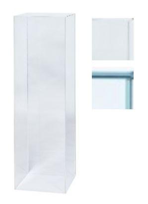 Socles verre | plexiglas