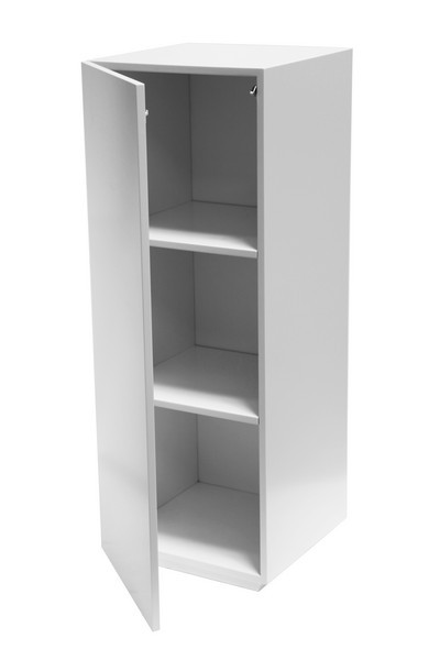 socle armoire blanc brillant